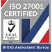 ISO 27001 - 情報セキュリティ