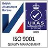 ISO 9001 - 品質マネジメントシステム